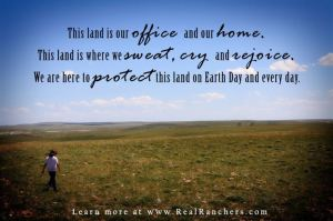 Earth Day - Real Ranchers