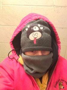 Cheryl - cold weather