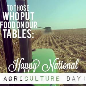 National Ag Day 2
