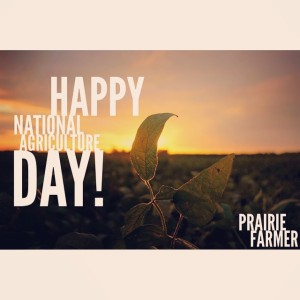 National Ag Day - Prairie Farmer