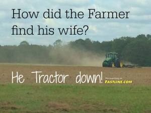 Tractor Down