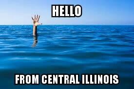 Central Illinois Rain